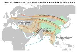 xmaps for africa image result for poland central asia map trade poland obor