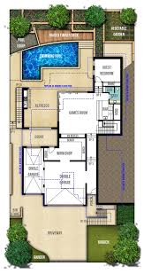 house floor plans perth pretentious 7 hton style house plans two storey htons home