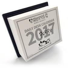 minion desk calendar 2017 daily desk calendars arends producties
