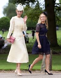 Middleton Pippa Pippa Middleton U0027s Guests Dressed To Impress At Her Wedding In