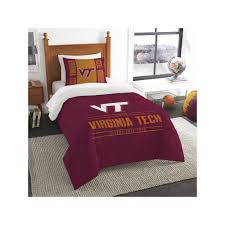 Nautica Twin Bedding by Virginia Tech Hokies Modern Take Twin Comforter Set By Northwest