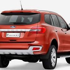 Ford Everest Facelift Ford 2018 Ford Everest In Usa Release Date 2018 Ford Everest