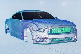 auto design software one thing isn t new in car design clay prototypes wsj