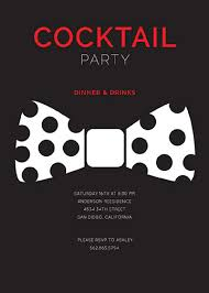 Cocktail Party Invite - cocktail party invitations oubly com