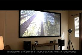 ezframe cinegrey 5d series ambient light rejecting screens
