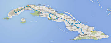 Cuban Map A Cuban Odyssey U2013 My Story Has Just Begun Space Utopian