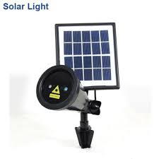 2018 sale laser green lights solar led light
