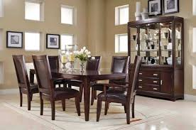 modern small dining room sets round glass top carving legged