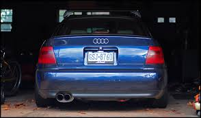 audi a4 wheel spacers stock b5 wheel gap