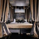 Four Poster Bed Curtains Drapes 9 Ways To Dress A Four Poster Bed Four Poster Bed Curtains Drapes