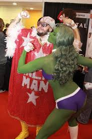 Randy Savage Halloween Costume 40 Cool Clever Pop Culture Halloween Costumes