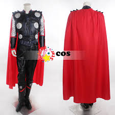 Thor Halloween Costumes Movie Avengers Halloween Costumes Men Women