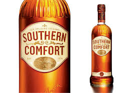 Southern Comfort Bottle Southern Comfort Rebrand Cue A Brand Design Company