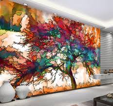 online buy wholesale wall murals images from china wall murals 3d murals wallpaper for living room abstract tree image wall living 3d wallpaper 3d bathroom wallpaper