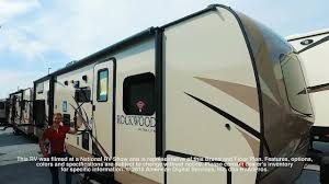 rockwood trailers floor plans forest river rockwood ultra lite 2909ws youtube