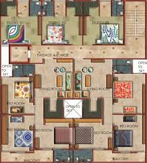 300 sq ft 1 bhk 1t apartment for sale in zenext group zenext