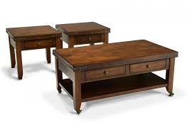 Coffee And End Table Set Top Coffee And End Table Sets Coffee Table Set Bobs