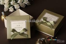 wedding favor boxes innovative wedding favor boxes in handmade diy box candy