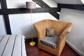 chambre en osier de l osier dans la chambre meublé de tourisme à saverne