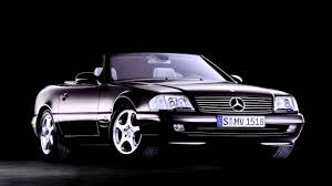 mercedes benz sl 600 r129 u00271993 u20132001 youtube