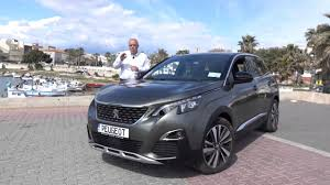 what car peugeot 3008 peugeot 3008 car of the year 2017 test drive in sicily youtube