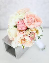 Peonies Bouquet Peonies And Rose Bouquet Wallpaper