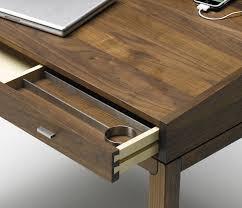 modern bureau luxury modern bureau secretaire in solid wood wharfside