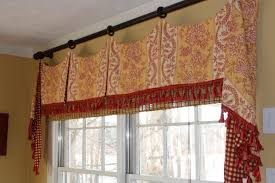 Kitchen Curtains Lowes New Toile Kitchen Curtains Taste