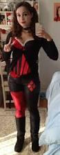 Harley Quinn Halloween Costume Diy Harley Quinn Costume Diy Faux Corset Halloween