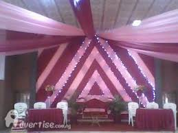 event decorations advertise ng