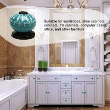 replacement kitchen cupboard door knobs color white boji 1pc ceramic furniture knobs and