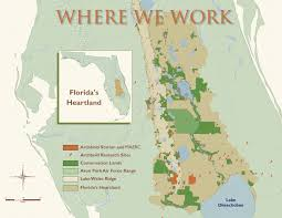 Lake Wales Florida Map by Archbold Biological Station Research Conservation And Education