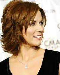 image detail for short hairstyles for round faces short