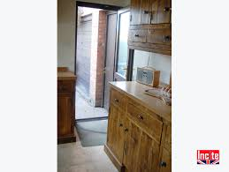 custom handmade plank pine fitted kitchen by incite derby