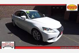 used lexus 250 for sale used lexus is 250 for sale in portland or edmunds