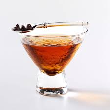 martini clear butterscotch martinis recipe taste of home