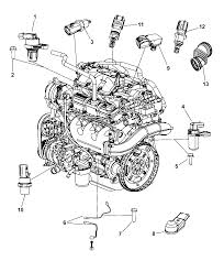 2008 dodge grand caravan engine diagram wiring diagrams