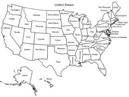 united states map black and white for geography geography maps