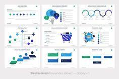 simple powerpoint template by slidepro on creativemarket