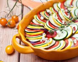 cuisiner des tomates s h s recette tian de courgettes aubergines et tomates