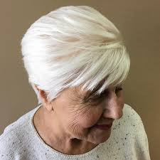 hair styles for women over 70 with white fine hair the best hairstyles and haircuts for women over 70