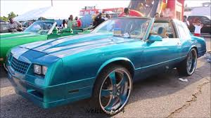 teal car veltboy314 candy teal aerocoupe monte carlo ss on 24