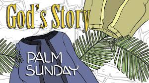 god u0027s story palm sunday on vimeo