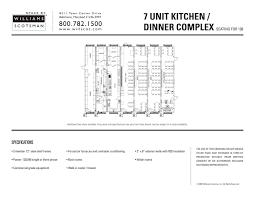 Camp Floor Plans Workforce Camp Kitchens Diners Algeco Pdf Catalogues