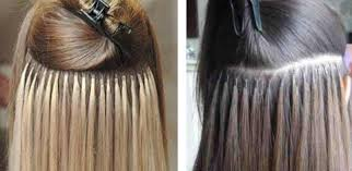 permanent hair extensions what are the different types of hair extensions luxy hair