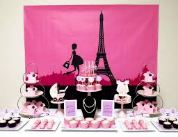 parisian baby shower parisian baby shower pink themed baby shower