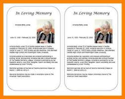 funeral notice template funeral obituary template free black and