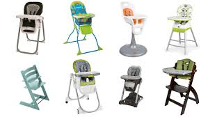 top 10 best portable high chairs of 2017