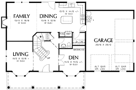 colonial plans colonial plan with front or side garage 69313am architectural