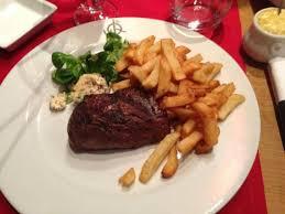 cuisiner un rumsteak pavé de coeur de rumsteak avec béarnaise picture of restaurant